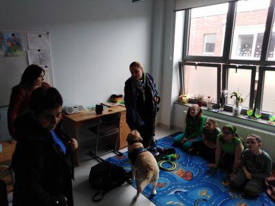 "Европейски тренинг ""Училище на щастието"" по проект Еразъм+ - 9 ОУ Пейо Крачолов Яворов - Благоевград"