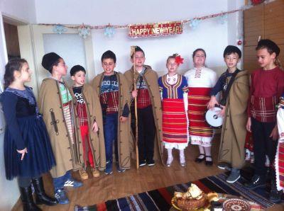 Традициите оживяват  - 9 ОУ Пейо Крачолов Яворов - Благоевград