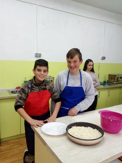 Конкурс по готварство - 9 ОУ Пейо Крачолов Яворов - Благоевград