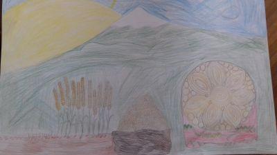 """""""Най-важните неща"""" на Атанаска от 5 клас - 9 ОУ Пейо Крачолов Яворов - Благоевград"""