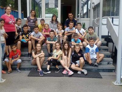 Обучение - лагер на ученици в София - 9 ОУ Пейо Крачолов Яворов - Благоевград