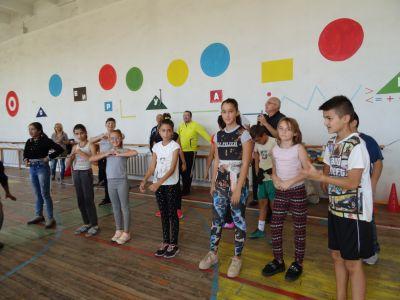 """Европейски ден на спорта в училище! "" - 9 ОУ Пейо Крачолов Яворов - Благоевград"